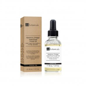 Dr. Botanicals Japanese Orange Superfood Facial Oil 30ml