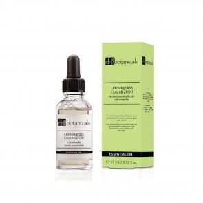 Dr. Botanicals Lemongrass Essential Oil 15ml