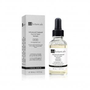 Dr. Botanicals Men Advanced Eye & Face Serum Pomegrante Noir 30ml