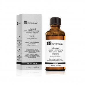Dr. Botanicals Men Advanced Moisturising Post-Shave Balm 50ml