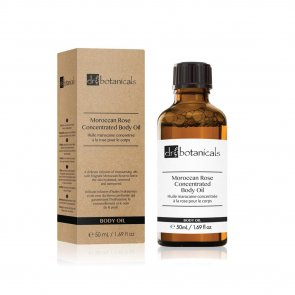 Dr. Botanicals Moroccan Rose Concentrated Body Oil 50ml