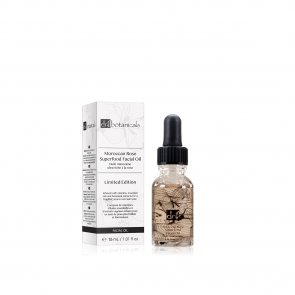 EDIÇÃO LIMITADA: Dr. Botanicals Moroccan Rose Superfood Facial Oil 15ml