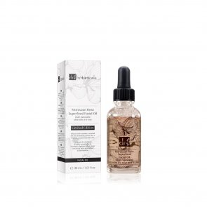 EDIÇÃO LIMITADA: Dr. Botanicals Moroccan Rose Superfood Facial Oil 30ml