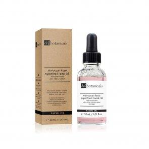 Dr. Botanicals Moroccan Rose Superfood Facial Oil 30ml
