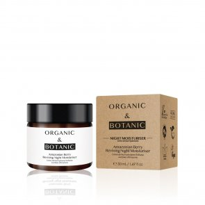 Dr. Botanicals Organic&Botanic Amazonian Berry Night Moisturiser 50ml