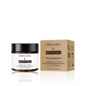 Dr. Botanicals Organic&Botanic Coconut Night Moisturiser 50ml