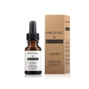 Dr. Botanicals Organic&Botanic Orange Restoring Eye Serum 15ml