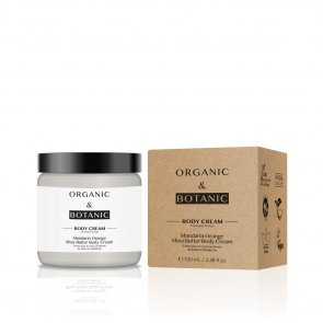 Dr. Botanicals Organic&Botanic Orange Shea Butter Body Cream 100ml
