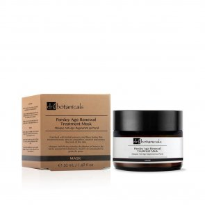 Dr. Botanicals Parsley Age Renewal Treatment Mask 50ml