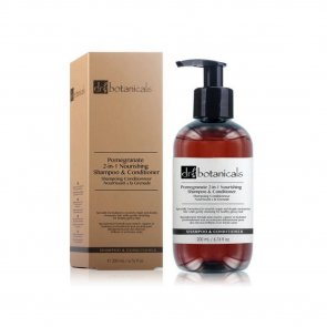 Dr. Botanicals Pomegranate 2-in-1 Shampoo & Conditioner 200ml