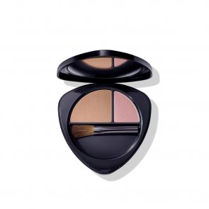 Dr. Hauschka Blush Duo 03 Sun-Kissed Nectarine 5.7g