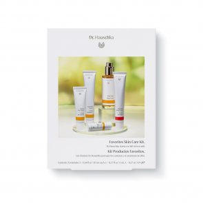 COFFRET: Dr. Hauschka Favorites Skin Care Kit