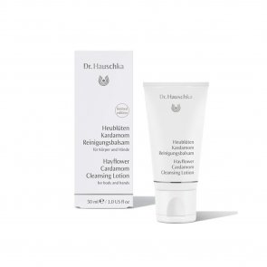 LIMITED EDITION: Dr. Hauschka Hayflower Cardamom Cleansing Lotion 30ml