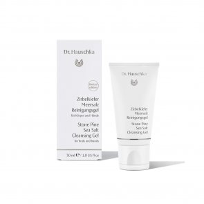 EDIÇÃO LIMITADA: Dr. Hauschka Stone Pine Sea Salt Cleansing Gel 30ml