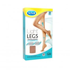 Dr Scholl Light Legs Compression Tights 20 Den L Skin