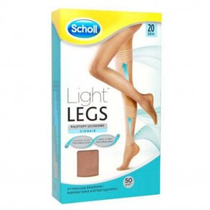 Dr Scholl Light Legs Compression Tights 20 Den XL Skin