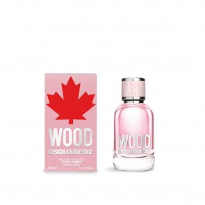 Dsquared2 Wood Pour Femme Eau de Toilette 50ml