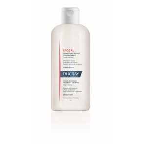 Ducray Argeal Sebum-Absorbing Treatment Shampoo 200ml