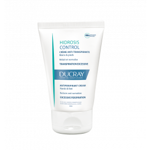 Ducray Hidrosis Control Antiperspirant Cream Hands & Feet 50ml