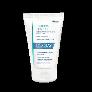 Ducray Hidrosis Control Antiperspirant Cream Hands&Feet 50ml