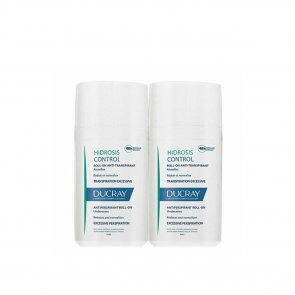 PACK PROMOCIONAL: Ducray Hidrosis Control Roll-On Anti-Transpirant 40ml x2