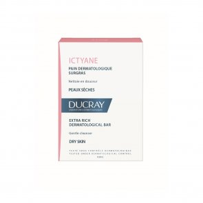 Ducray Ictyane Ultra-Rich Dermatological Soap Bar 100g