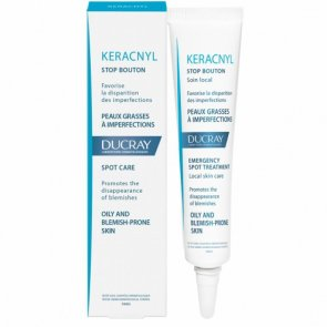 Ducray Keracnyl Emergency Spot Treatment 10ml