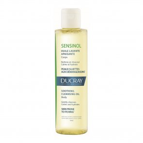 Ducray Sensinol Soothing Cleaning Oil 200ml