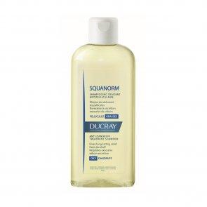 Ducray Squanorm Shampoo Anticaspa Oleosa 200ml