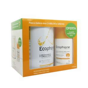 PROMOTIONAL PACK: ECOPHANE Supplement Powder 318g + Fortifying Shampoo 100ml