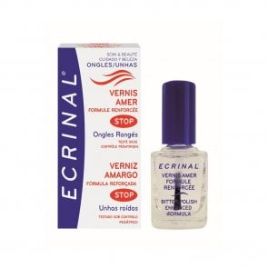 Ecrinal Bitter Polish Enhanced Formula Stop Nail Bitting 10ml