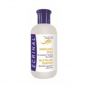 Ecrinal Mild Polish Remover 125ml