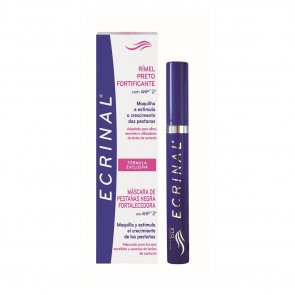 Ecrinal Strengthening Black Mascara 7ml