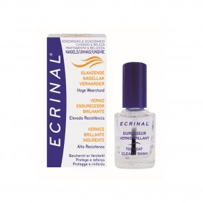 Ecrinal Top Coat Clear&Shiny 10ml
