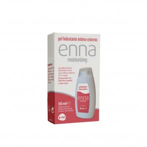 Enna Moisturizing Intimate External Gel 50ml