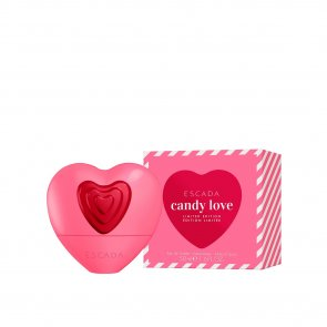 LIMITED EDITION: Escada Candy Love Eau de Toilette 50ml