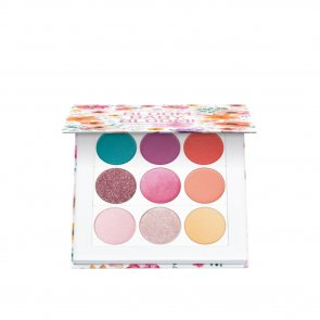 essence Bloom Baby Bloom! Shadow Palette Poppy-ng Colours On Me! 7.2g