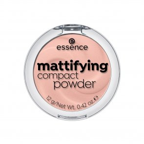 essence Mattifying Compact Powder 10 Light Beige 12g