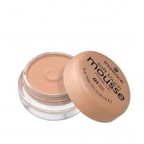 essence Soft Touch Mousse Make-Up 01 Matt Sand 16g