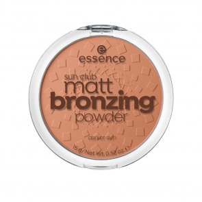 essence Sun Club Matt Bronzing Powder 02 Sunny 15g