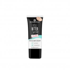 essence You Better Work! Tinted Day Cream 10 Light 30ml