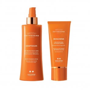 PROMOTIONAL PACK: Esthederm Body Lotion 200ml + Bronz Repair Moderate Sun 50ml