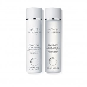 PROMOTIONAL PACK: Esthederm Osmoclean Cleansing Milk 200ml + Fresh Lotion 200ml