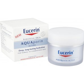 Eucerin AQUAporin Active Cream Normal to Combination Skin 50ml