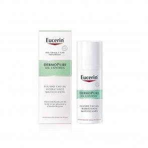 Eucerin DERMOPURE Oil Control Mattifying Fluid 50ml