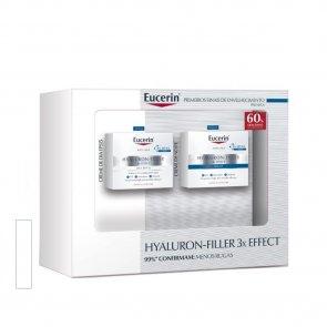 GIFT SET: Eucerin Hyaluron-Filler 3x Effect Dry Skin Coffret