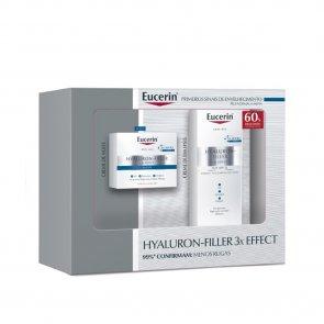 GIFT SET: Eucerin Hyaluron-Filler 3x Effect Normal Skin Coffret
