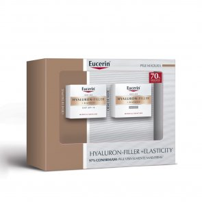 GIFT SET: Eucerin Hyaluron-Filler + Elasticity Coffret