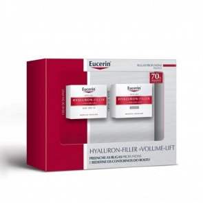 GIFT SET: Eucerin Hyaluron-Filler + Volume-Lift Dry Skin Coffret