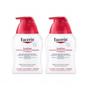 PROMOTIONAL PACK: Eucerin Intim-Protect Gentle Cleansing Fluid 250ml x2